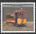 New Issue Train Stamp