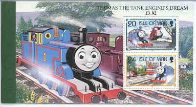 Thomas the Tank Engine Booklet